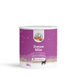 Detox-mix méregtelenítő, vesét és húgyutakat támogató gyógynövénykeverék