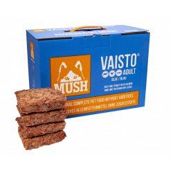 Mush Blue Marha - Pulyka - Lazac barf komplett menü 10kg