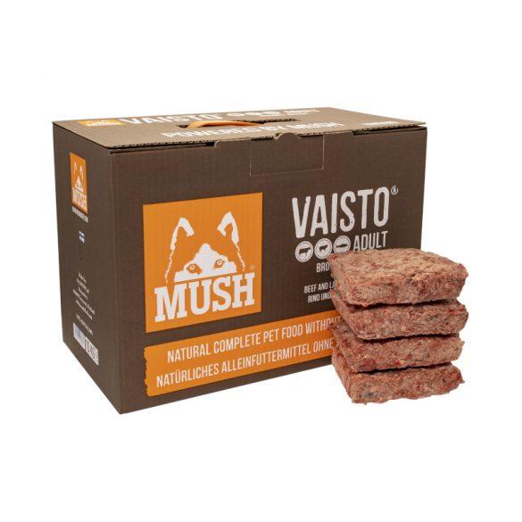 Mush Brown Marha - Bárány - Lazac barf komplett menü 10kg