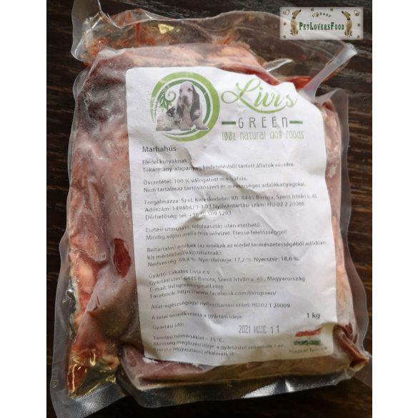 Marhahús - válogatott húsdarabok 1kg