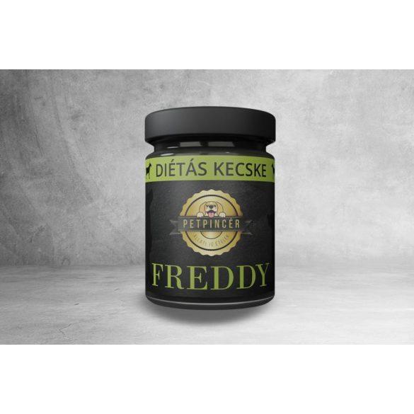 FREDDY - Diétás Kecske