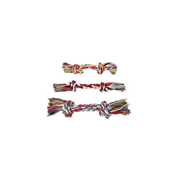 Trixie Denta Fun kötéljáték - csomós csont - 26 cm