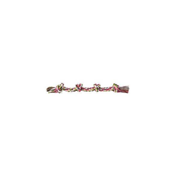 Trixie kutyajáték csomózott fogtisztító kötél 60 cm