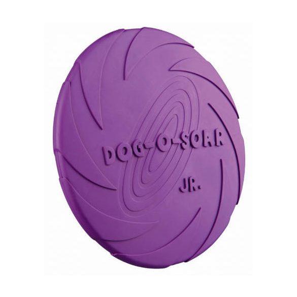 Trixie Dog Disc - natúr gumi játék (frizbi) kutyák részére (Ø15cm)
