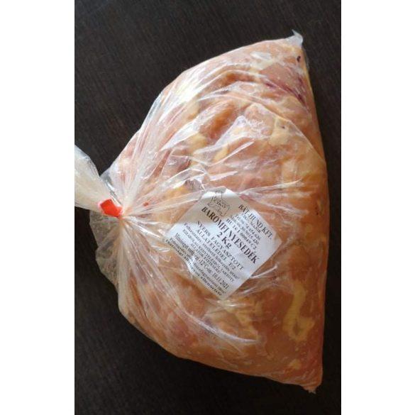 Csirke nyesedék minimális csonttal 2 kg
