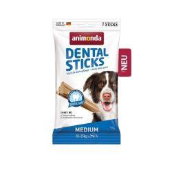 Animonda Dental Sticks (húsos) jutalomfalat 10-25kg-os kutyák részére 180g