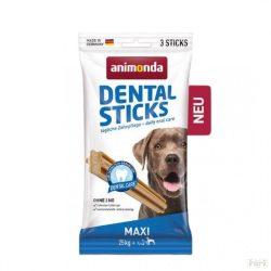 Animonda Dental Sticks (húsos) jutalomfalat 25kg feletti kutyák részére 165g