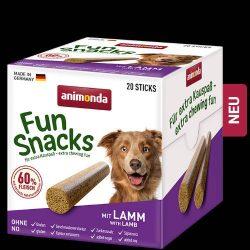 Animonda Fun Snack (bárány) jutalomfalat - kutyák részére (20db) 500g