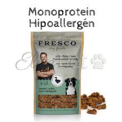 Fresco Hipoallergén Tréning Snack Mini Bones Kacsa Jutalomfalat 150g kb.150db